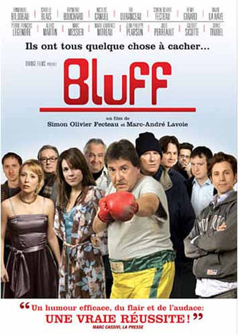 Bluff (Bilingual) DVD Movie