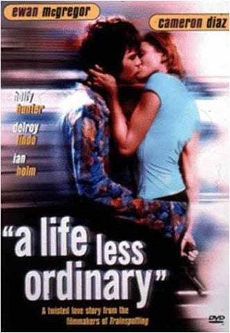 A Life Less Ordinary DVD Movie