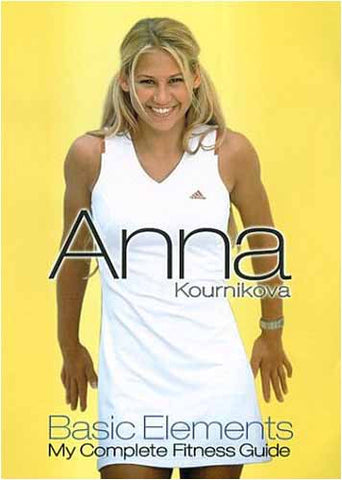 Anna Kournikova - Basic Elements: My Complete Fitness Guide DVD Movie