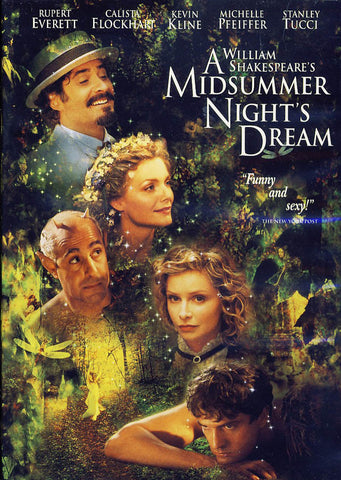 A Midsummer Night's Dream DVD Movie