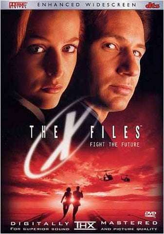 The X-Files - Fight the Future (Enhance Widescreen Edition) DVD Movie