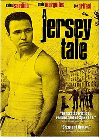 A Jersey Tale DVD Movie
