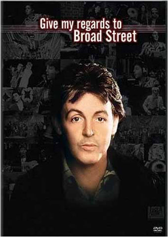 Give My Regards To Broad Street DVD Movie