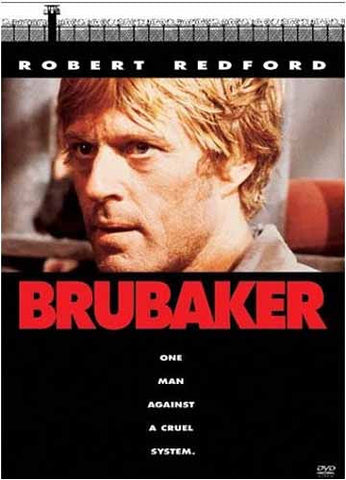 Brubaker DVD Movie