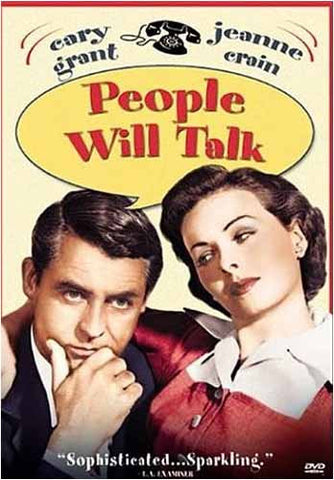 People Will Talk DVD Movie