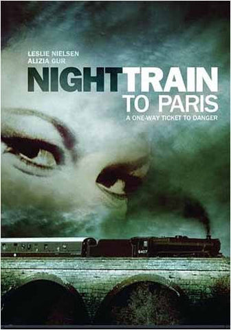 Night Train to Paris DVD Movie