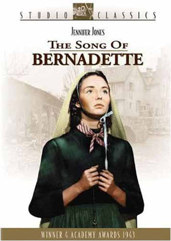 The Song of Bernadette DVD Movie