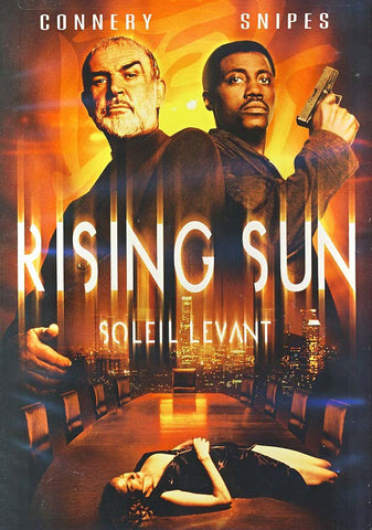 Rising Sun (Soleil Levant) DVD Movie