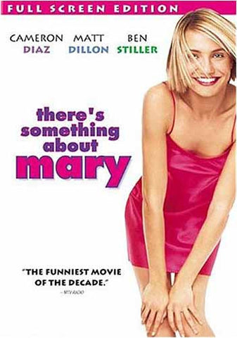 There s Something About Mary (Full Screen Edition) (Bilingual) DVD Movie