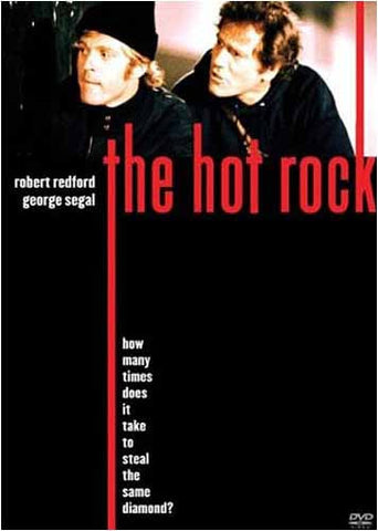 The Hot Rock DVD Movie