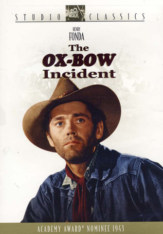 The Ox-Bow Incident DVD Movie