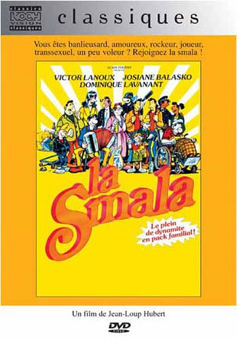 La Smala DVD Movie