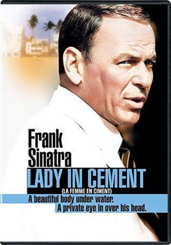 Lady in Cement (Le Femme en Ciment) (Bilingual) DVD Movie