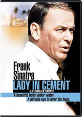 Lady in Cement (Le Femme en Ciment) (Bilingual)