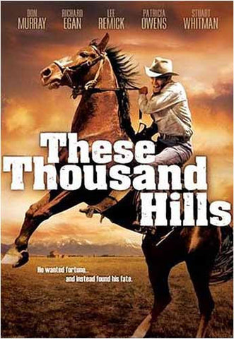These Thousand Hills DVD Movie