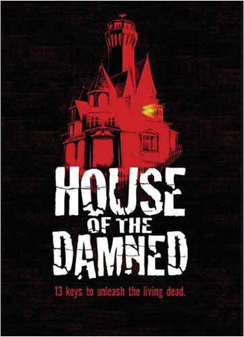 House Of The Damned DVD Movie