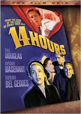 Fourteen Hours (14 Hours) DVD Movie