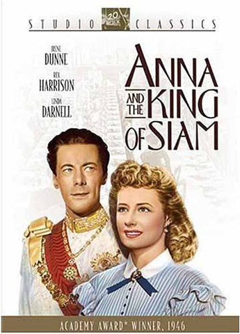 Anna And The King Of Siam (Studio Classics) DVD Movie