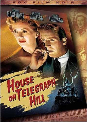 House on Telegraph Hill (Fox Film Noir) DVD Movie