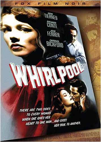 Whirlpool (Fox Film Noir) DVD Movie