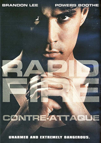 Rapid Fire (Contre Attaque) (Bilingual) DVD Movie