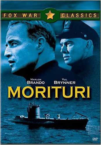 Morituri DVD Movie