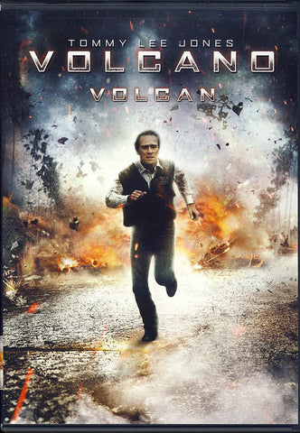 Volcano DVD Movie