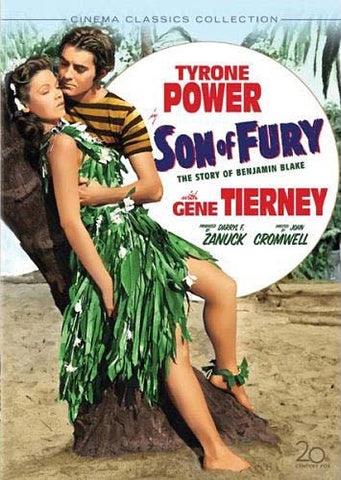 Son of Fury (The Story of Benjamin Blake) DVD Movie