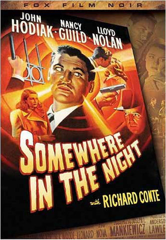 Somewhere In The Night (Fox Film Noir) DVD Movie