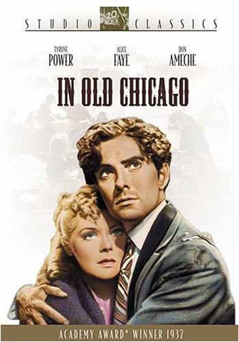 In Old Chicago DVD Movie
