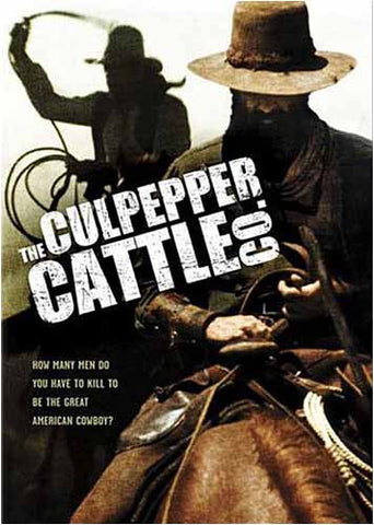 The Culpepper Cattle Co. (Bilingual) DVD Movie