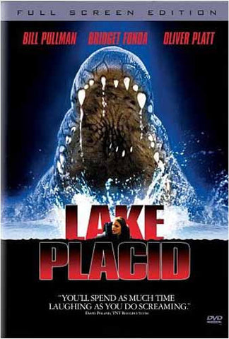 Lake Placid (full screen) DVD Movie