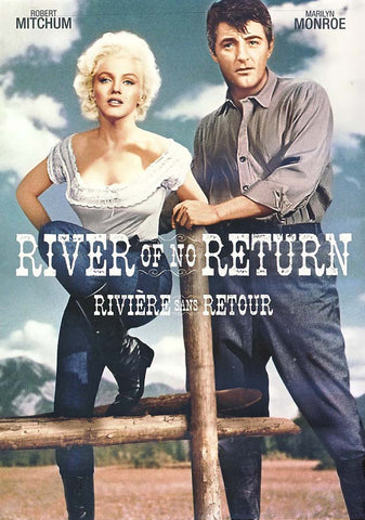 River Of No Return (Riviere Sans Retour)(Bilingual) DVD Movie