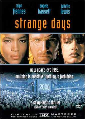 Strange Days DVD Movie