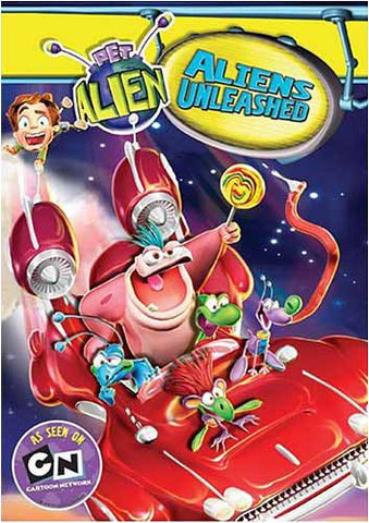 Pet Alien - Aliens Unleashed DVD Movie