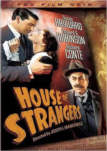 House of Strangers (Fox Film Noir) DVD Movie