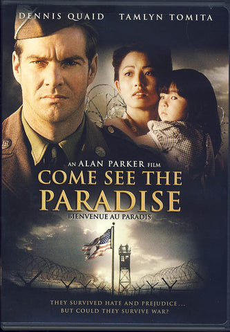 Come See The Paradise DVD Movie