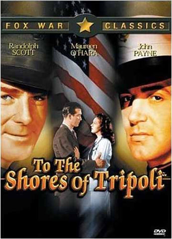 To the Shores of Tripoli DVD Movie