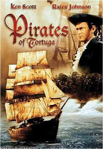 Pirates of Tortuga DVD Movie