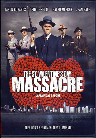 The St. Valentine s Day Massacre (LAffaire Al Capone) (Bilingual) DVD Movie