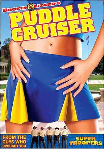 Puddle Cruiser DVD Movie