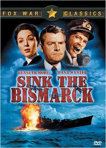 Sink the Bismarck DVD Movie