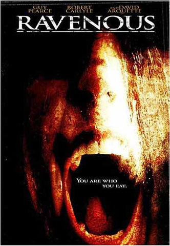 Ravenous (Guy Pearce) DVD Movie