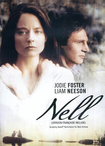 Nell (Version Francaise Incluse) DVD Movie