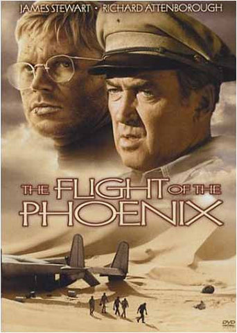 The Flight of the Phoenix (James Stewart) DVD Movie