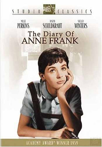 The Diary of Anne Frank (Studio Classics) DVD Movie