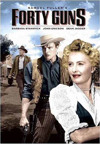 Forty Guns DVD Movie