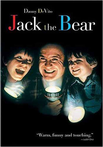 Jack the Bear DVD Movie