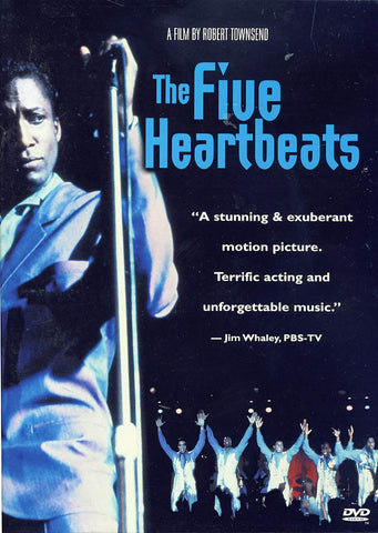 The Five Heartbeats DVD Movie
