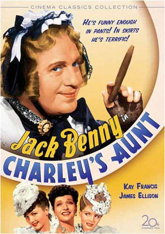 Charley's Aunt DVD Movie